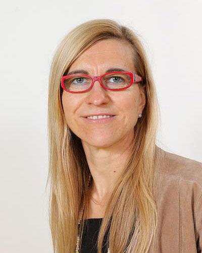 Anette Deußer, stellvertr. Bereichsleiteung Gymnasium