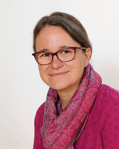 Monika Wirzba, Bereichsleitung Grundschule