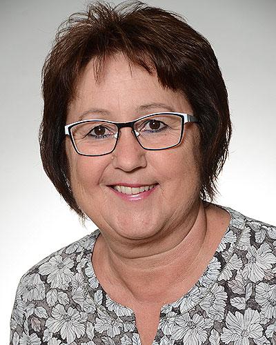 Petra Zipf, Assistenz Verwaltung